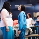 "Episode of fFoxtel Australia's thrilling, dark drama ""Wentworth"""