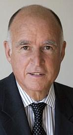 CA Gov. Edmund G. Brown, Jr.
