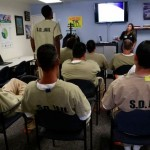 EMRF Inmates/Photo by Nelvin C. Cepeda. S.D.Union-Tribune